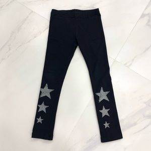 NO BIGGIE star leggings